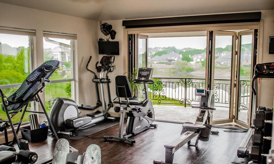 Tips tricks for the perfect home gym health